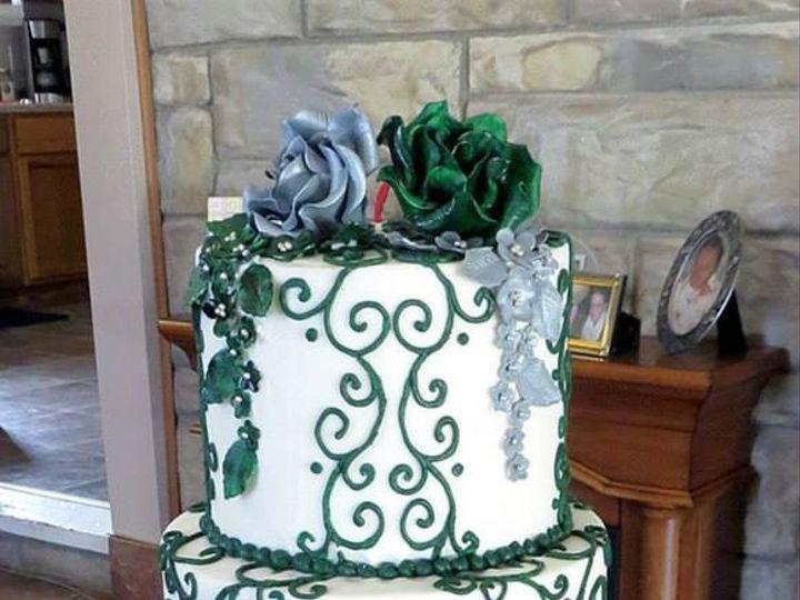 Tmx 1452714675208 Jon 18 Jackson, MO wedding cake