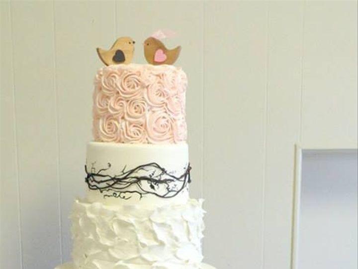 Tmx 1452714682852 Jon 19 Jackson, MO wedding cake