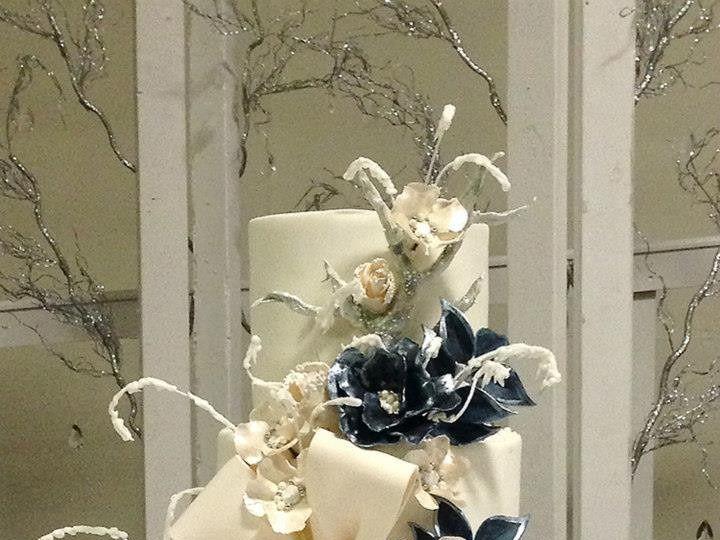 Tmx 1452714689219 Jon 20 Jackson, MO wedding cake