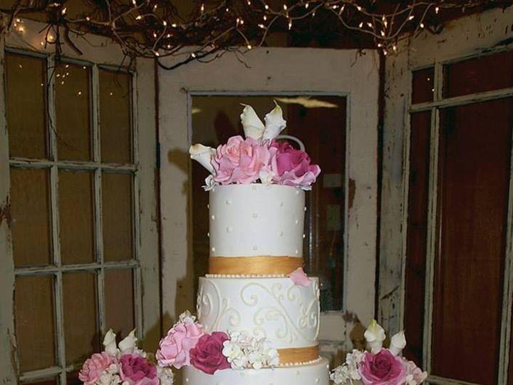 Tmx 1452714695222 Jon 21 Jackson, MO wedding cake
