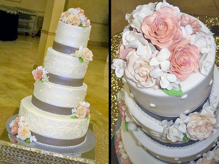 Tmx 1452714706818 Jon 22 Jackson, MO wedding cake