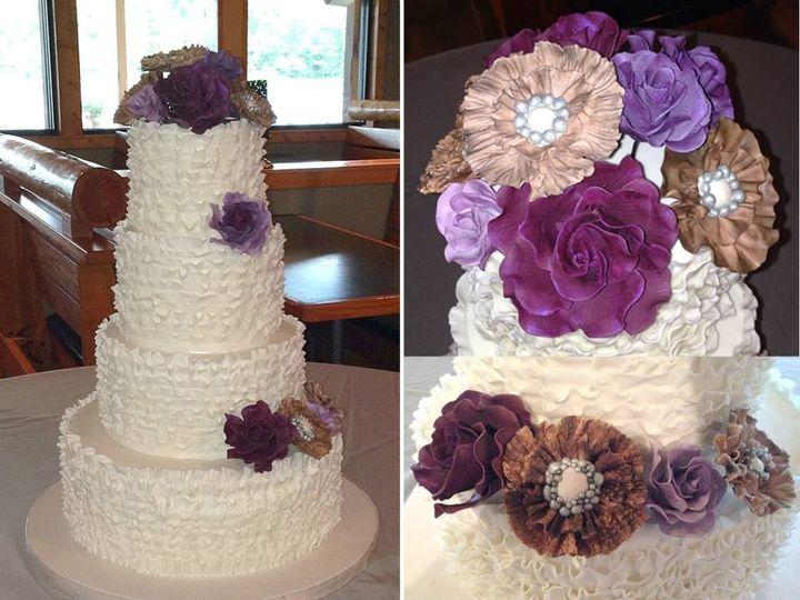 Tmx 1452714715222 Jon 23 Jackson, MO wedding cake