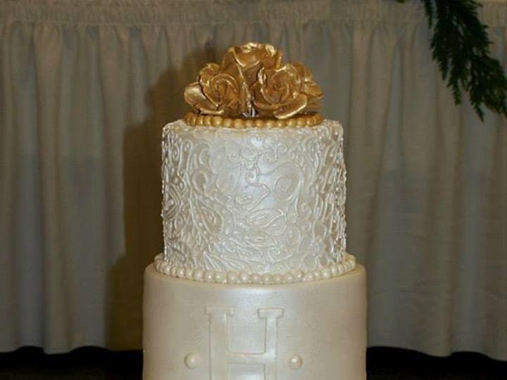 Tmx 1452714730312 Jon 25 Jackson, MO wedding cake