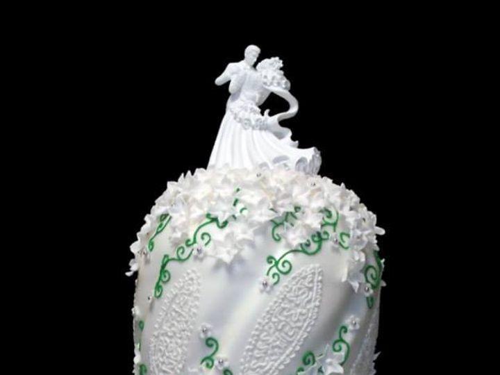 Tmx 1452714736202 Jon 26 Jackson, MO wedding cake