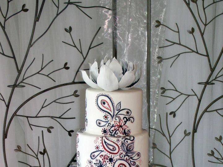 Tmx 1452714750367 Jon 29 Jackson, MO wedding cake