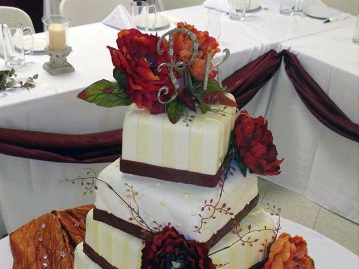 Tmx 1452714757231 Jon 30 Jackson, MO wedding cake