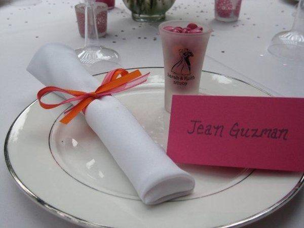 Tmx 1238637713440 Anicecloseupofthetablesettingsatmywedding Whittier wedding planner