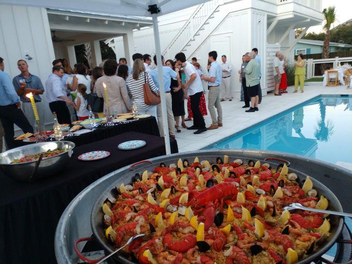 Paella Catering