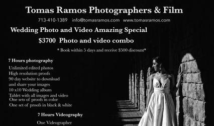 Tomas Ramos Photographers & Film Production 1