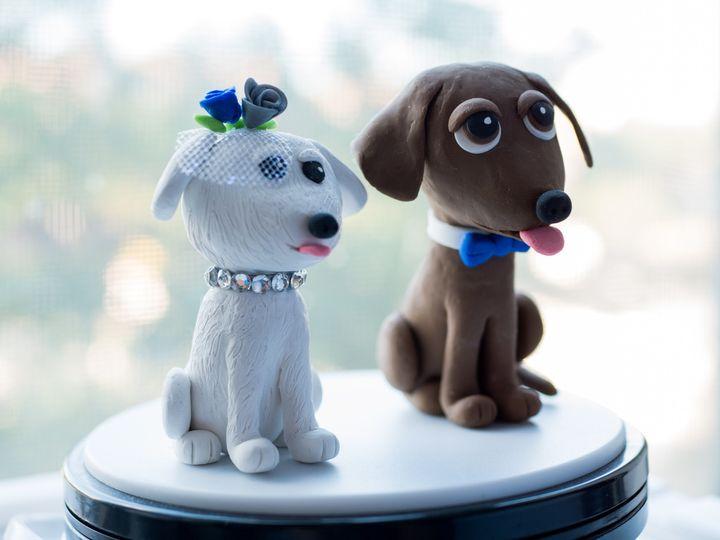 Tmx 1500486999125 20170625 19 22 03 Dogs   Optimized Rego Park wedding cake