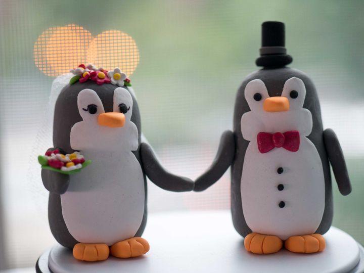 Tmx 1500487018725 20170530 20 16 11 Weddings And Bliss   Optimized Rego Park wedding cake