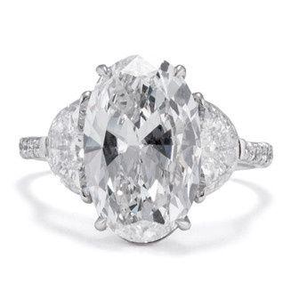 Tmx 1396555931906 Ovaldiatopvie Ridgewood wedding jewelry