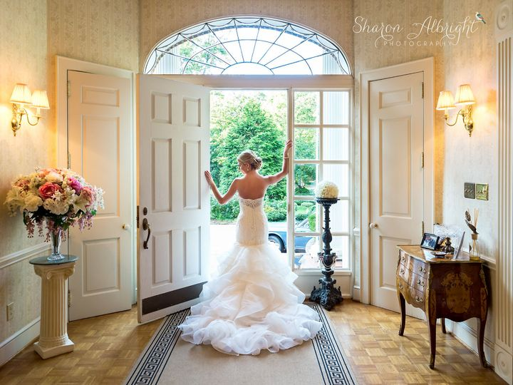 Tmx 1512185655 6e3f2d77dac729c7 Swan Manor Foyer Portrait 1 Waxhaw, NC wedding photography