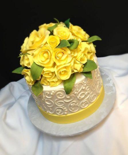 Freeport Bakery - Wedding Cake - Sacramento, CA - WeddingWire