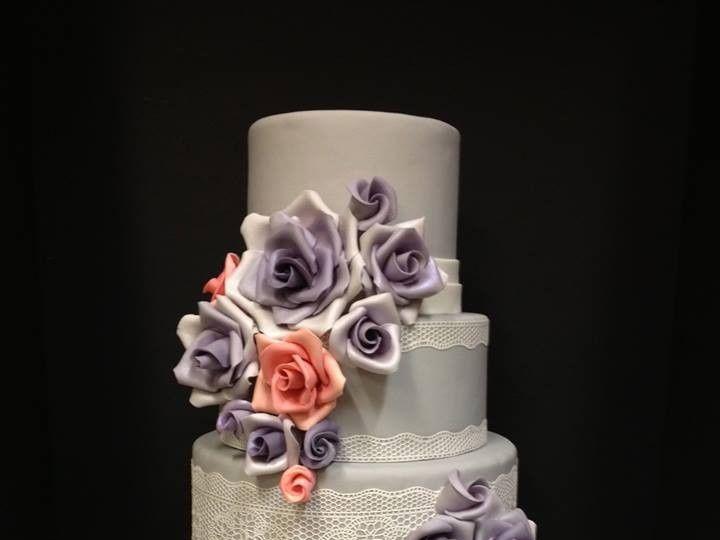 Tmx 1387322069079 1013653101517252311763221900036435 Sacramento, CA wedding cake