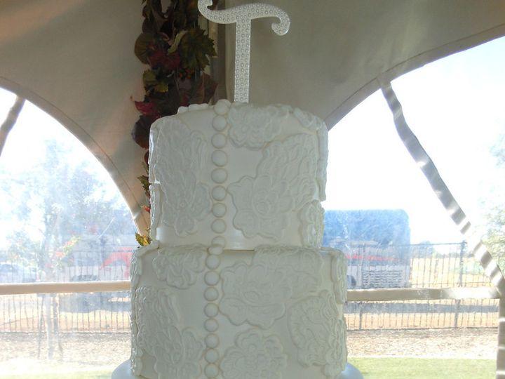 Tmx 1392754187326 Sacramento Wedding Cakes  Sacramento, CA wedding cake