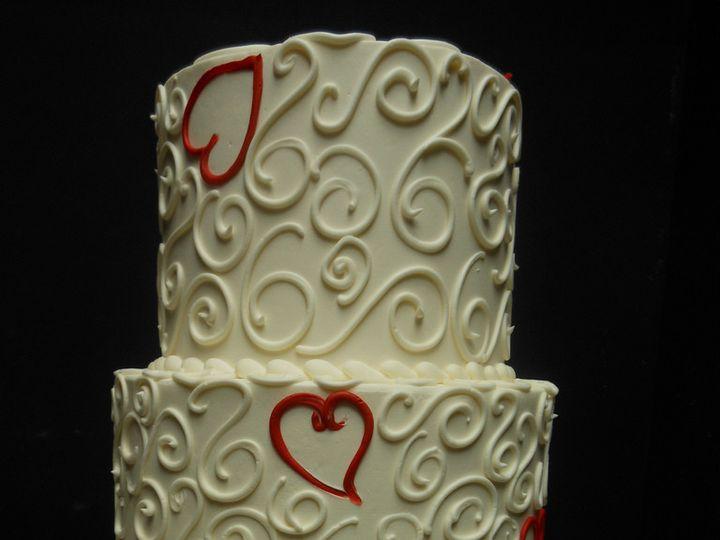 Tmx 1392755814401 Tiered Wedding Cakes  Sacramento, CA wedding cake