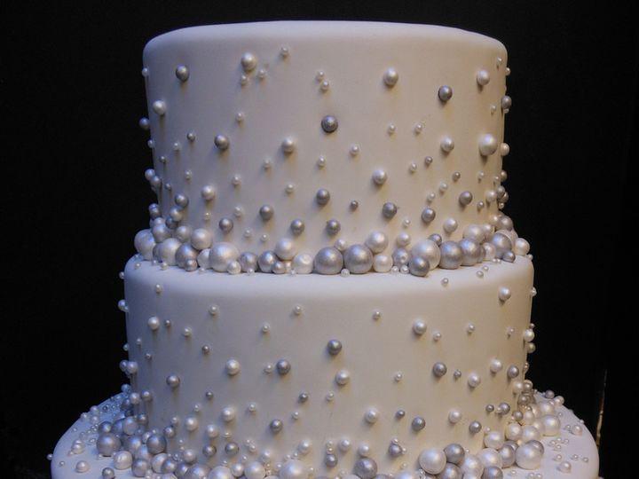 Tmx 1392755826458 Tiered Wedding Cakes  Sacramento, CA wedding cake
