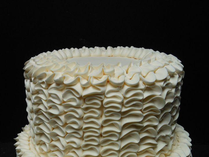 Tmx 1392755832143 Tiered Wedding Cakes  Sacramento, CA wedding cake