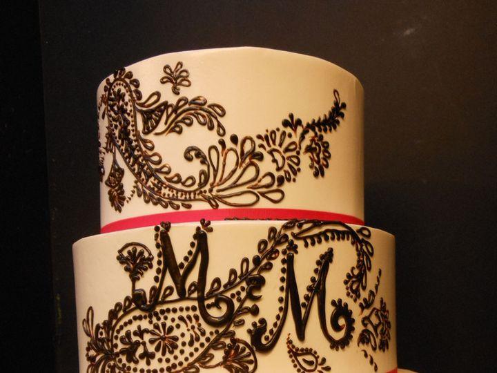 Tmx 1392755846804 Tiered Wedding Cakes  Sacramento, CA wedding cake