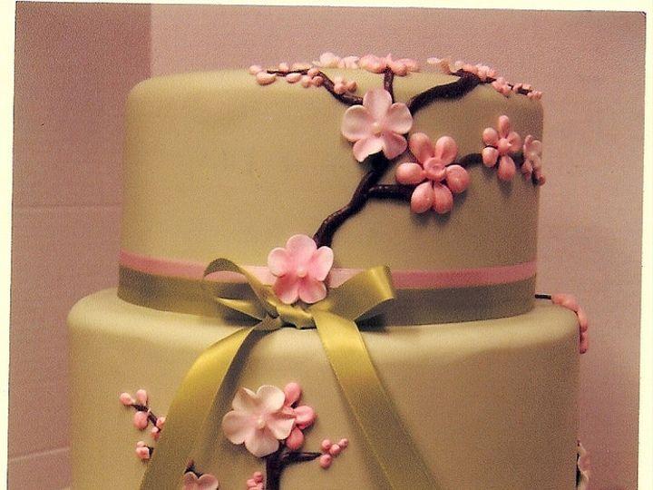 Tmx 1392755859236 Tiered Wedding Cakes  Sacramento, CA wedding cake
