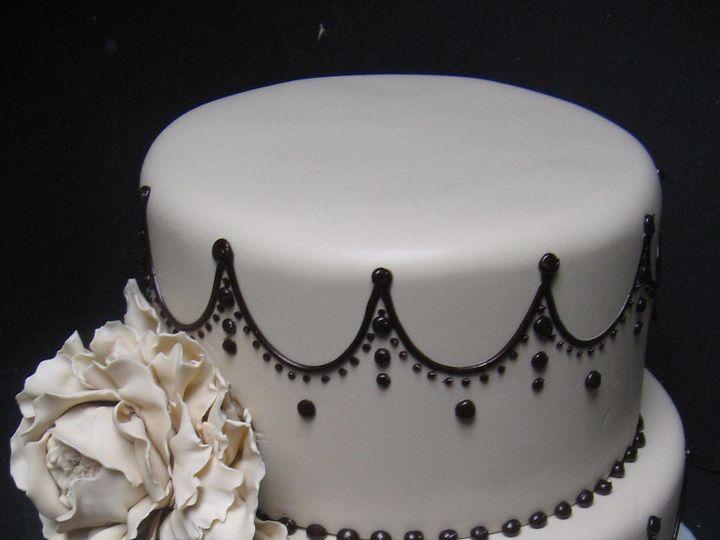 Tmx 1392755871107 Tiered Wedding Cakes  Sacramento, CA wedding cake