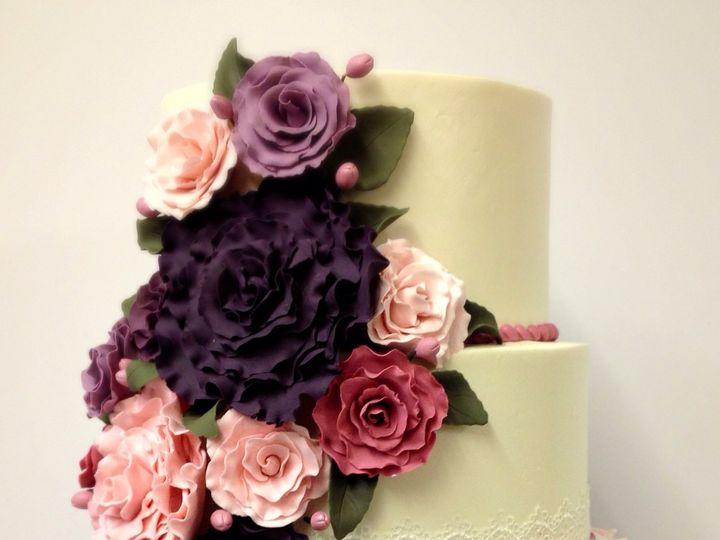 Tmx D4 51 13792 Sacramento, CA wedding cake