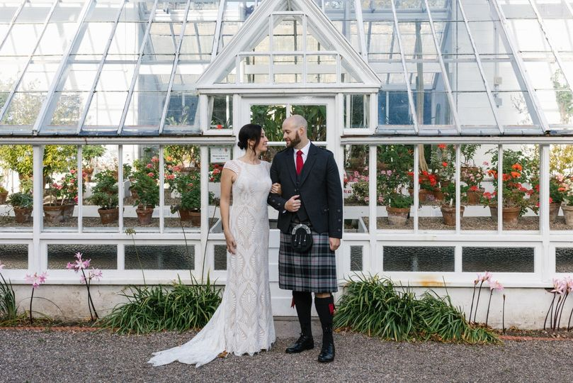 Greenhouse wedding Sara Faraj©