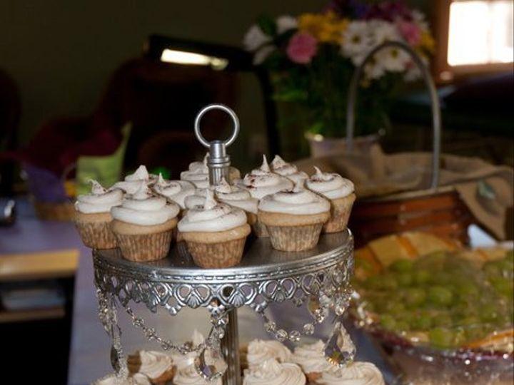 Tmx 1342639416693 Cupcakesontier Kingston wedding cake