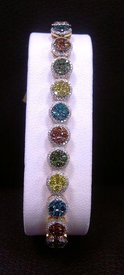 Our JellyBean Bracelet  www.CapriJewelryInc.com