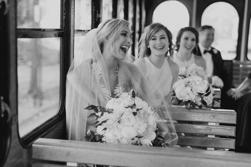 Bride (B&W)