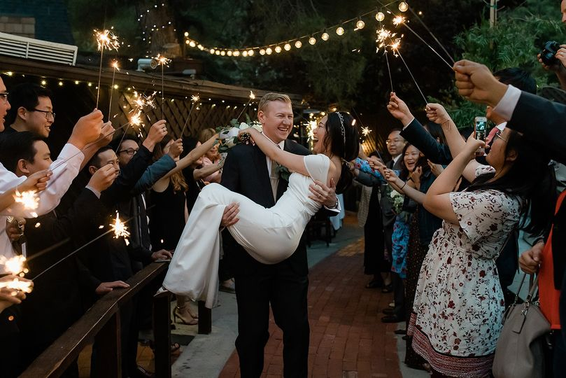 Topanga Intimate Wedding