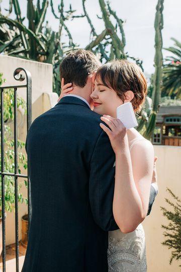 Hollywood Intimate Wedding