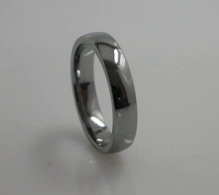 Unisex tungsten carbide wedding band available in 4mm width, 6mm, & 8mm  and available in all...