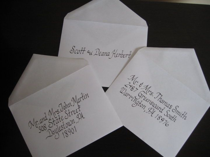 Tmx 1471193468212 Envelopes Perkasie wedding invitation