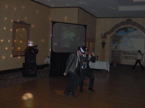 Tmx 1290834219874 BluesBrothersjpegcrop Waterloo, NY wedding dj