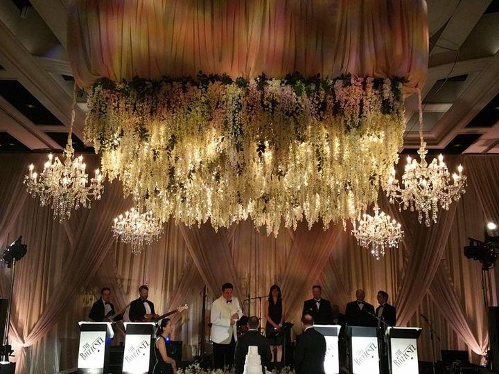Tmx 1522290805 B12b1e082baa7eff 1522290803 3dd7617c3dc78df2 1522290798938 10 Floral Chandelier Winter Garden, FL wedding eventproduction
