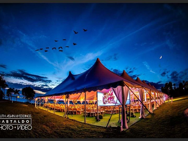 Tmx 1522290995 Cca23dbb7add59c6 1522290993 4dc540a5528bd882 1522290983844 10 Strech Tent Weddi Winter Garden, FL wedding eventproduction