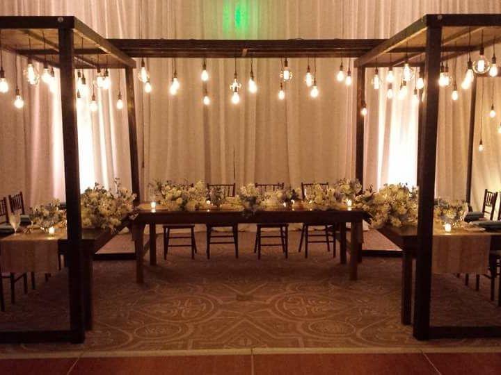 Tmx 1522291088 085548876a886dd2 1522291087 A452f0a968541a77 1522291087596 4 Edison Bulb Canopy Winter Garden, FL wedding eventproduction