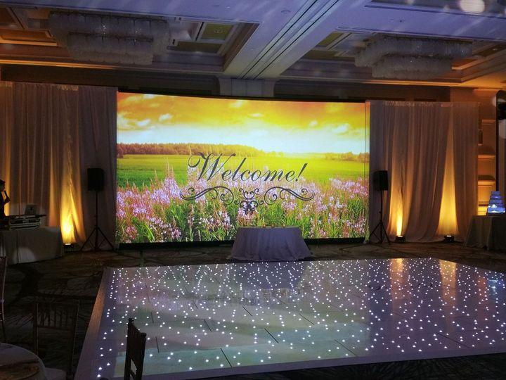 Tmx 1522291235 E9d7a7389ab9eaaf 1522291233 Fd2751de0504e862 1522291231246 2 Custom Video Backd Winter Garden, FL wedding eventproduction