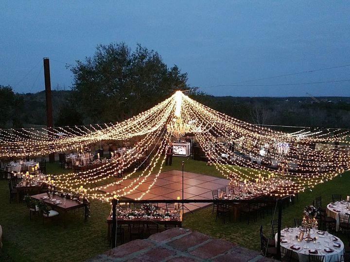 Tmx 1522291328 F9d2850f453f10e9 1522291327 601a536920f380d0 1522291323800 2 String Light Canop Winter Garden, FL wedding eventproduction
