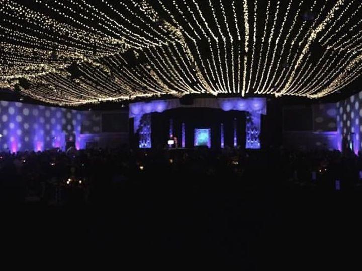 Tmx 1522291329 4036d27b1055c7a2 1522291328 1a8719fab01e7820 1522291323804 4 String Light Canop Winter Garden, FL wedding eventproduction