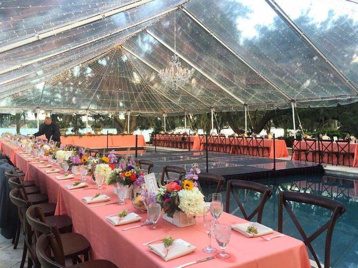 Tmx 1522291331 9ed4f65a508845db 1522291329 78417d7fe4c4c3b9 1522291323812 8 Clear Tent With St Winter Garden, FL wedding eventproduction