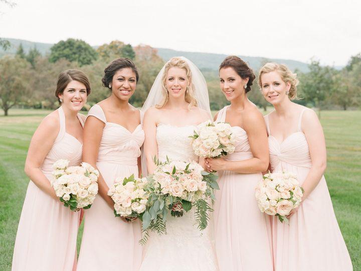 Tmx 1446061441336 Bill Jessie Wedding Day 0408 Adams, New York wedding beauty