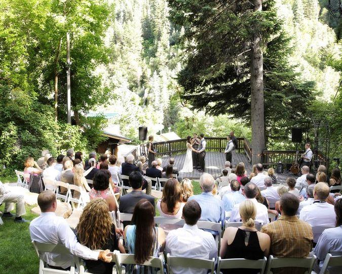 Amphitheater Ceremony