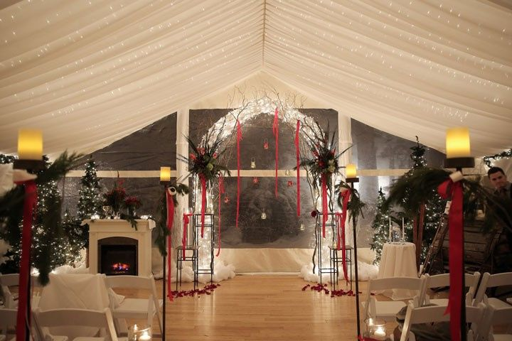 Winter Conservatory