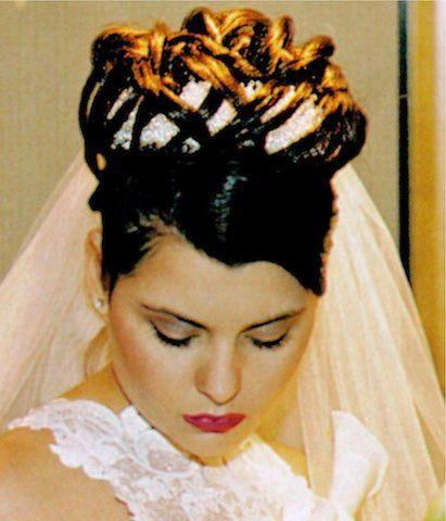 Tmx 1283290667984 Wedding.UpDo.Old Lancaster wedding beauty