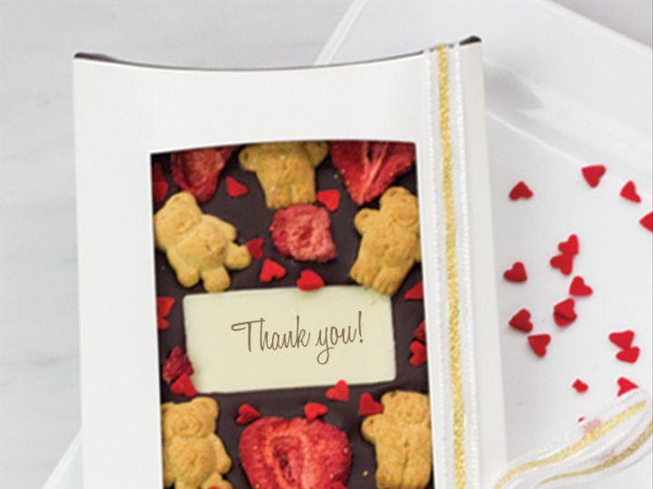 Tmx 1389281262365 Chocomize Chocolate Bar Wedding Favors  Long Island City wedding favor