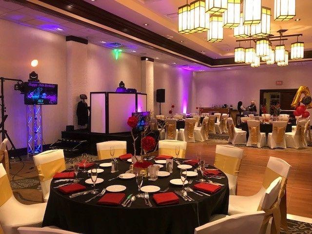 Lake Arrowhead Ballroom