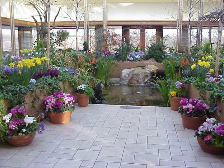 Conservatory Display